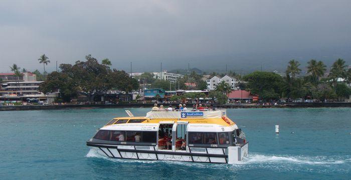 Hawai I Cruise Kailua Kona Hawai I